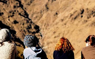 High Atlas Family trekking
